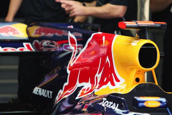 Red Bull descarta el uso del F-Duct en Turquía