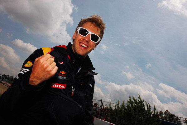 Red Bull ofrecerá la renovación a Vettel hasta 2015