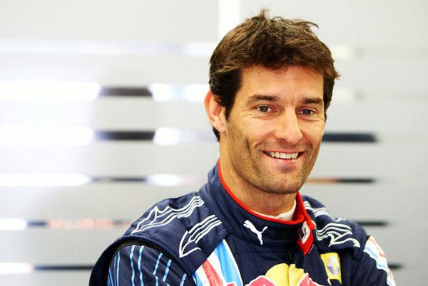 Mark Webber renueva un año con Red Bull