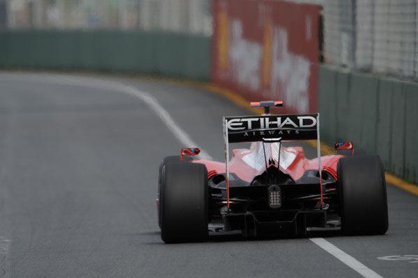 Ferrari probó la configuración de Canadá en Vairano