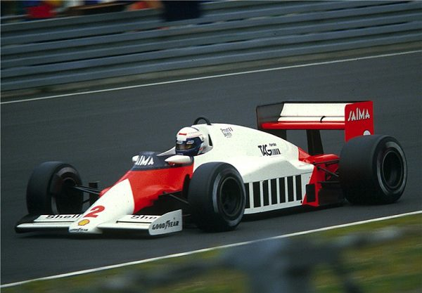 6 décadas de F1: Años '80