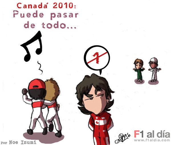 Los chibis (15): 'Todo es posible en Canadá'