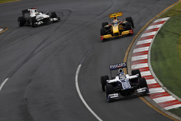 Williams y Renault innovan de cara al Gran Premio de Europa