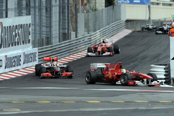Así será la F1 en 2011: KERS, alerones móviles, 640 kg...