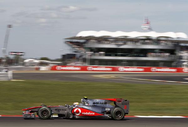 McLaren descarta el 'difusor soplado'