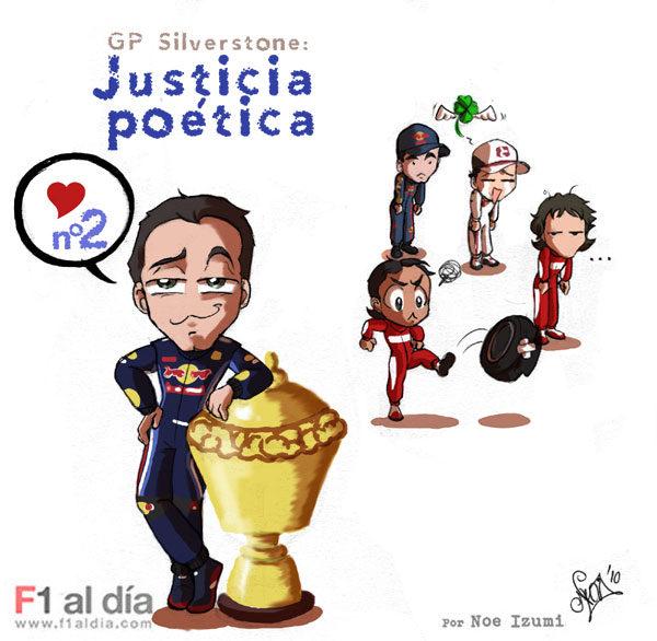Los chibis (19): 'Justicia poética y mala suerte'