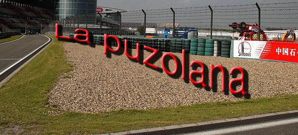 La puzolana: En McLaren son muy duros
