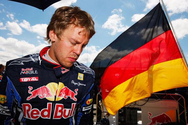 "Vettel: ""En la Fórmula 1 uno se hunde si no es un egoísta"""