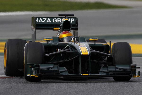 Fauzy recuperará el tiempo perdido pilotando en Alemania