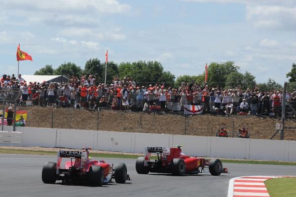 Ferrari probará el retraso del encendido en Alemania
