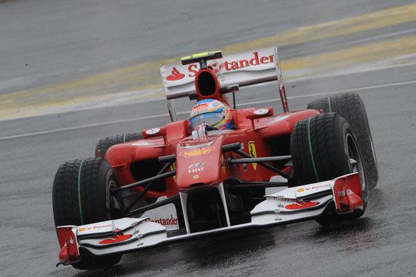 Alonso domina la segunda sesión en Hockenheim