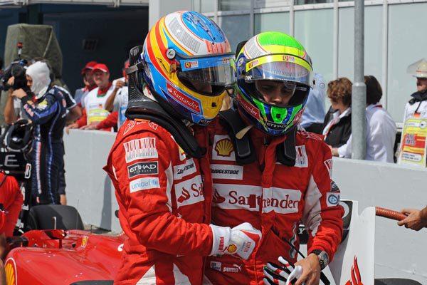 "Alonso: ""Hemos realizado un sábado perfecto"""