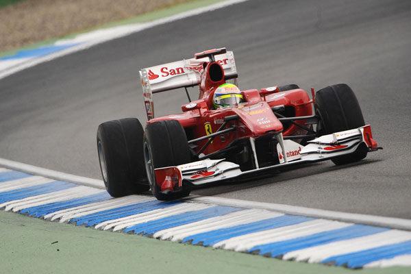 """Massa: """"Estoy trabajando para el equipo"""""""