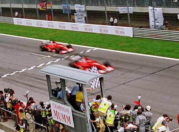 """Schumacher sobre el 'Ferrarigate': """"Yo habría hecho igual"""""""