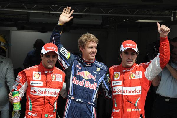 Vettel espera beneficiarse de los problemas de Ferrari