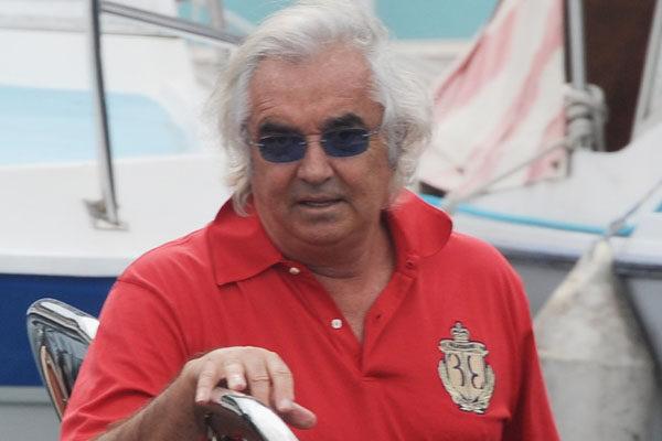 """Briatore: """"No creo que Ferrari haya hecho nada malo"""""""