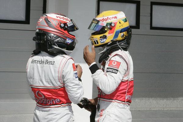 """Kovalainen: """"¿Órdenes de equipo en McLaren? No me acuerdo"""""""