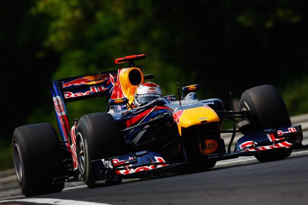 Vettel pulveriza el crono y logra la 'pole' de Hungría