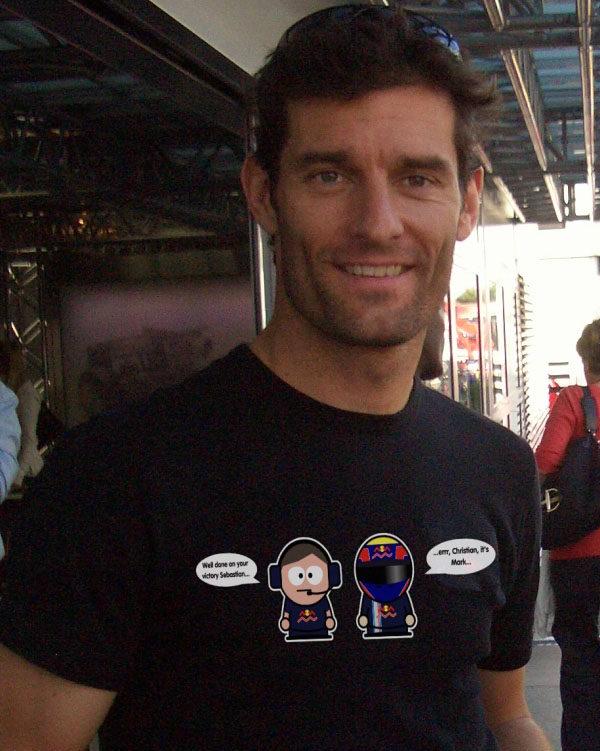 La puzolana: Una de camisetas