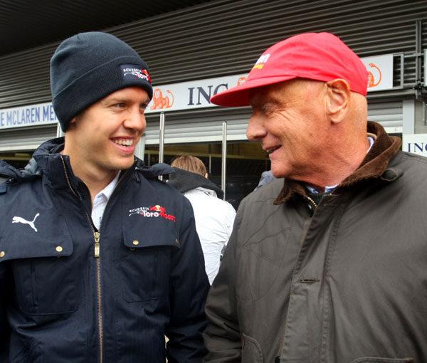 """Lauda sobre Schumacher: """"No puedo entender por qué hace esas cosas"""""""