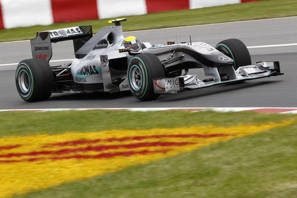 Haug anuncia cambios en Mercedes si no se cumplen objetivos