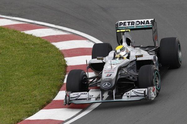 """Rosberg: """"Esperamos tener un mejor fin de semana en Spa"""""""