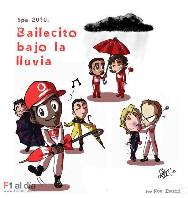 Los Chibis (24): 'Llueve sobre mojado...'