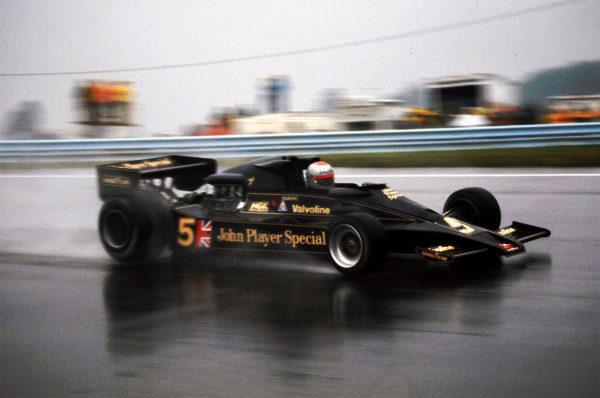 Motores turbo y efecto suelo podrían regresar a la F1 en 2013