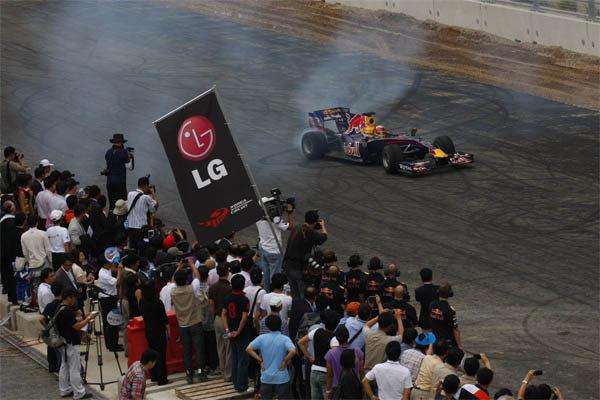 """Ecclestone sobre Corea: """"El circuito está listo, pero..."""""""