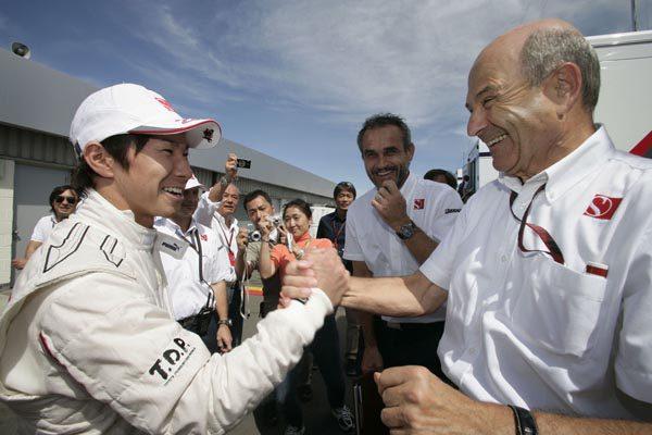 Kobayashi renueva con Sauber para 2011