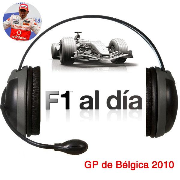 F1 al día Podcast: 02x14 - GP de Bélgica 2010