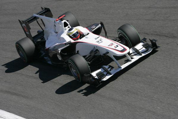 Sauber lo hace oficial: Heidfeld sustituye a De la Rosa