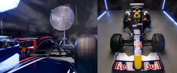 La aerodinámica impide el espectáculo