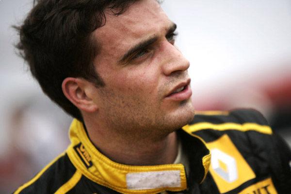 D'Ambrosio, nuevo tercer piloto de Virgin
