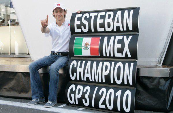 Sauber confirma a Gutiérrez como tercer piloto en 2011