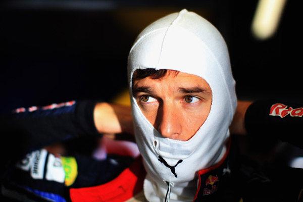 Motor fresco para Webber, nueva caja de cambios para Hulk