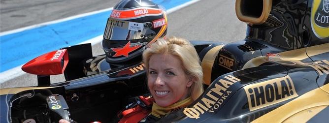 mujeres F1