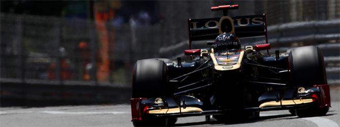 Lotus y Kimi Räikkönen 2012