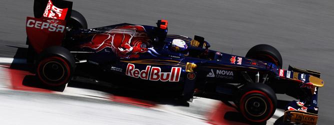Toro Rosso no está siendo competitivo en 2012