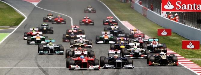 GP de España 2012