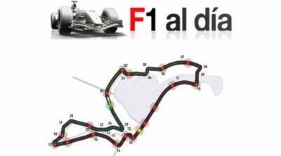 Vuelta virtual al Valencia Street Circuit