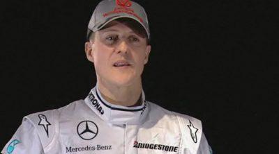 Michael Schumacher habla de sus primeros días en Mercedes