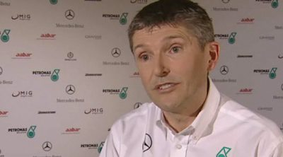 Nick Fry habla de los retos de Mercedes en 2010