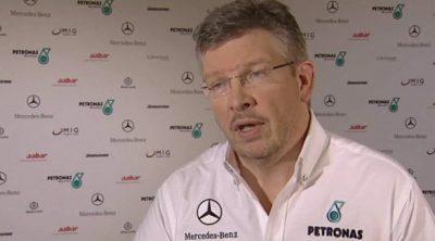 Declaraciones de Ross Brawn en la presentación de Mercedes GP