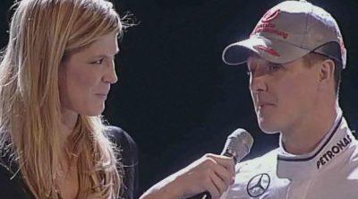 Presentación Mercedes 2010: hablan los pilotos