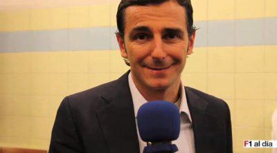 Pedro de la Rosa saluda a los lectores de F1 al día