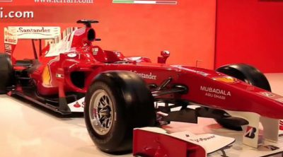 Así es el nuevo Ferrari F10