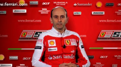 Entrevista a Luca Marmorini sobre el F10