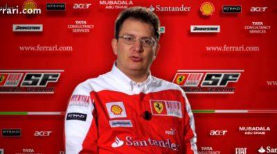 Entrevista a Nikolas Tombazis sobre el F10