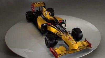 A solas con el Renault R30